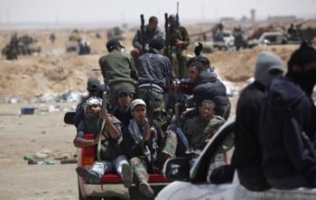 Kaddáfího syn nepochybuje o víťazstve Tripolisu