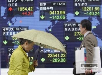Japonský export v marci oslabil