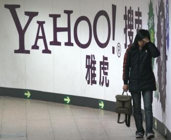 Yahoo v prvom kvartáli zarobila 17 centov na akciu