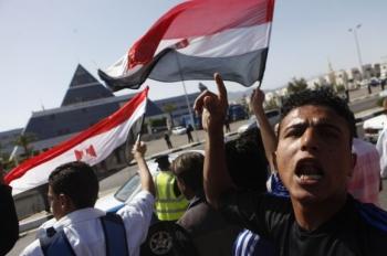 Revolúcia v Egypte si vyžiadala najmenej 846 životov