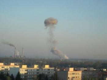Po výbuchu v českej v továrni na trhaviny štyria nezvestní